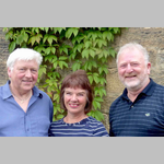 Jib - Jim Mageean and Barry and Ingrid Temple