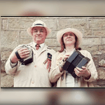 Keith Kendrick and Sylvia Needham