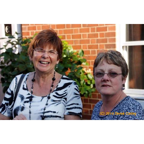 Carol and Pat
