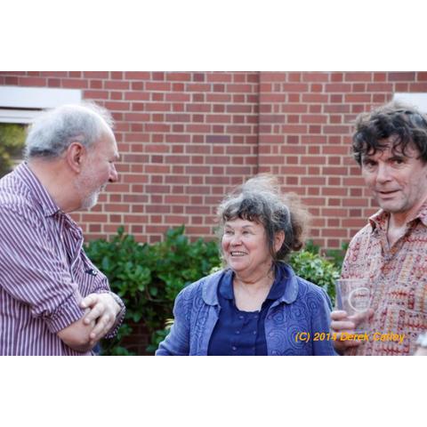 Mick, Mary and Anahata