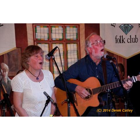 Eileen and Eric Payne